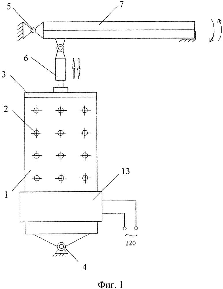 Термопривод для регулирования температуры воздуха в теплице