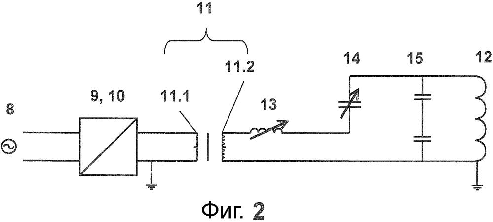 Система и способ контроля приборов высоковольтной техники