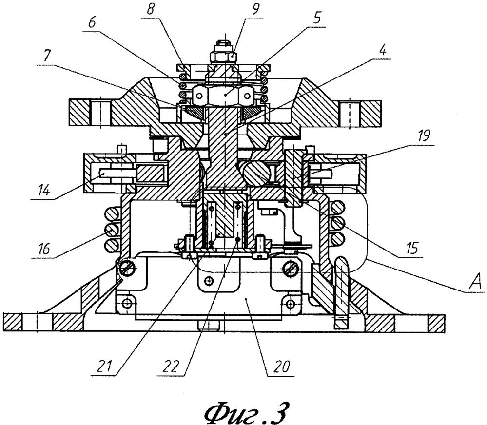 Устройство удержания и освобождения раскрываемых элементов конструкции космических аппаратов