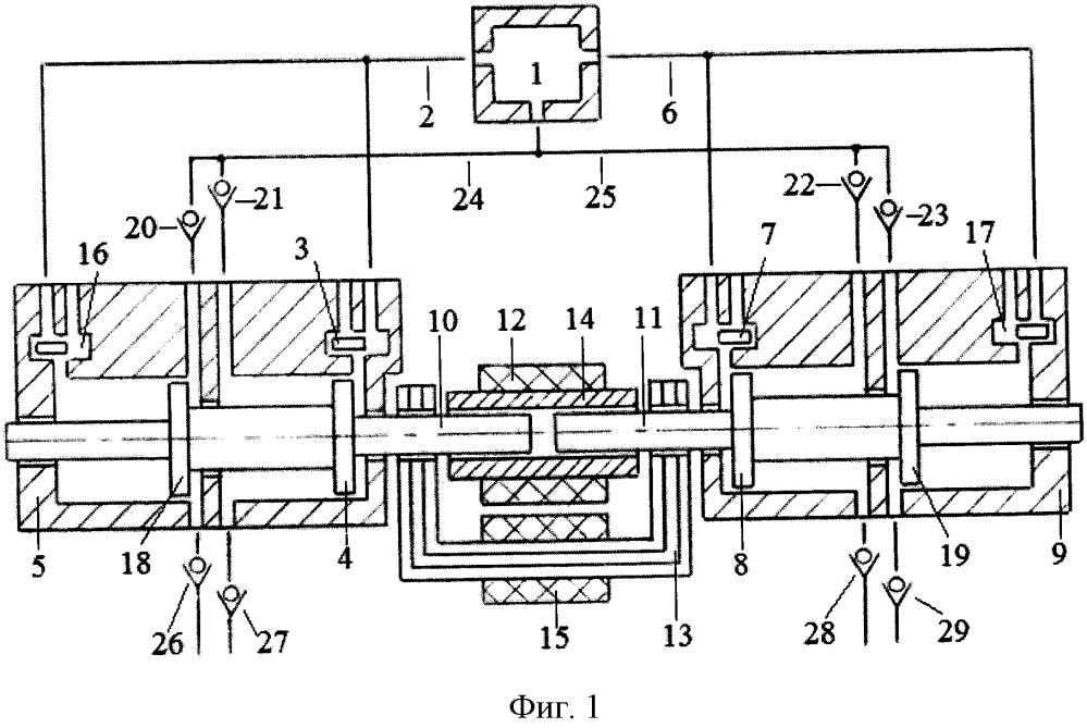 Способ управления температурой поршневых групп и цилиндров свободнопоршневого с внешней камерой сгорания энергомодуля с приводом насоса системы охлаждения выхлопными газами