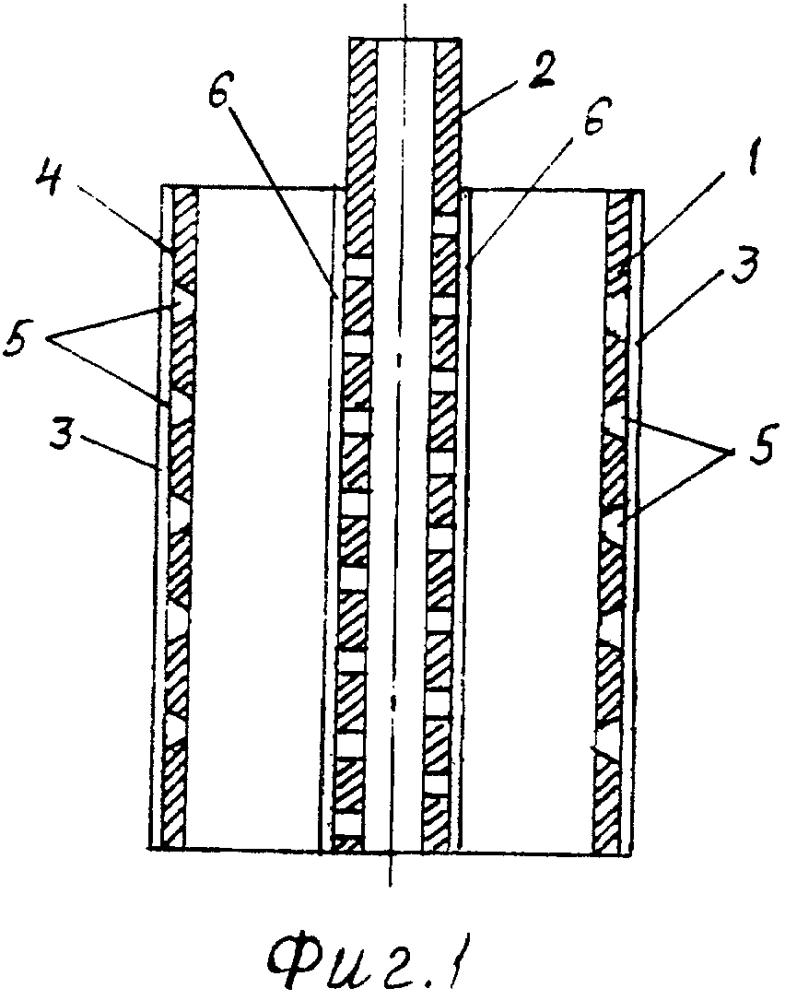 Лизиметрическое устройство