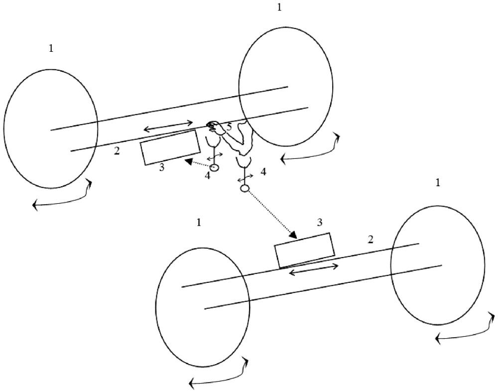 Способ управления поворотом всех колес транспортного средства
