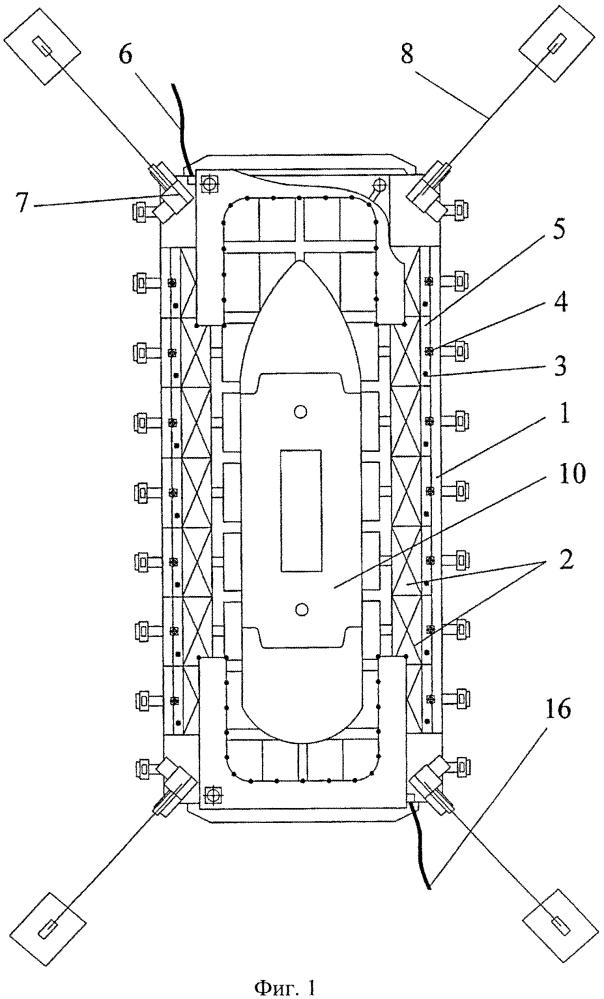 Способ выполнения подводных подъемно-транспортных операций и устройство для его осуществления