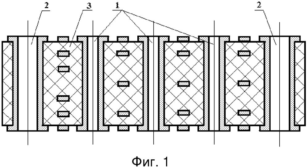 Способ получения заполненных переходных металлизированных сквозных отверстий печатной платы