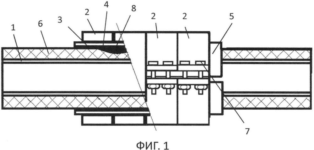 Способ ремонта обетонированного участка подводного трубопровода и устройство для его осуществления