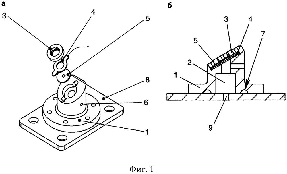 Электрохимическая ячейка для in situ спектроскопии