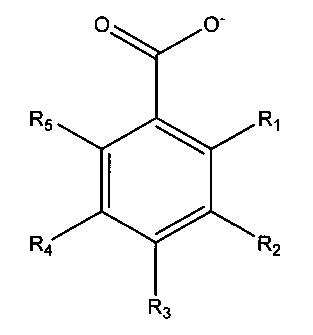 Разнолигандные комплексные соединения тербия с фенантролином, интенсивность люминесценции которых зависит от температуры
