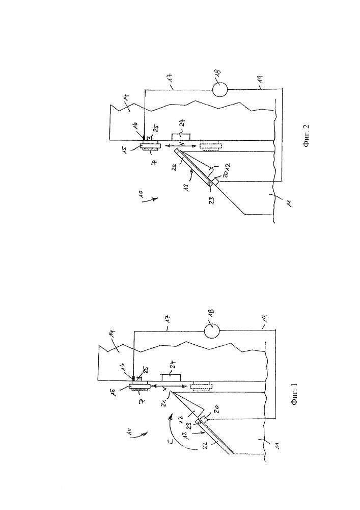 Микротом и способ управления защитным устройством микротома
