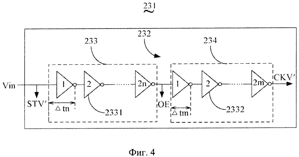 Дисплей с активной матрицей, микросхема возбуждения развертки и способ их изготовления