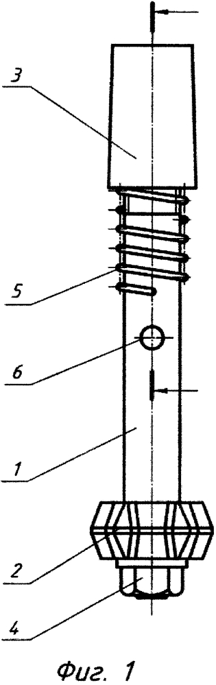 Инструмент для электромеханической закалки рабочих поверхностей шлицевых втулок