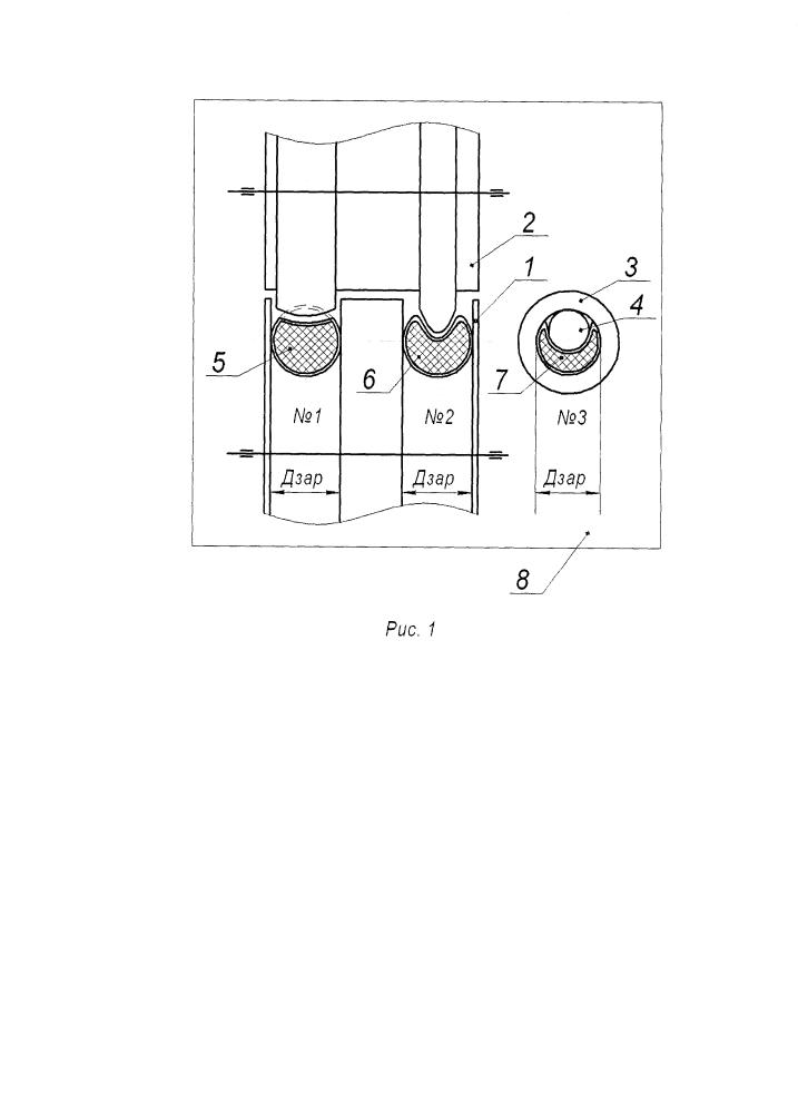 Способ и устройство для изготовления удлиненных кумулятивных зарядов