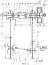 Стенд для вытяжки ремней двух передач по схеме замкнутого контура