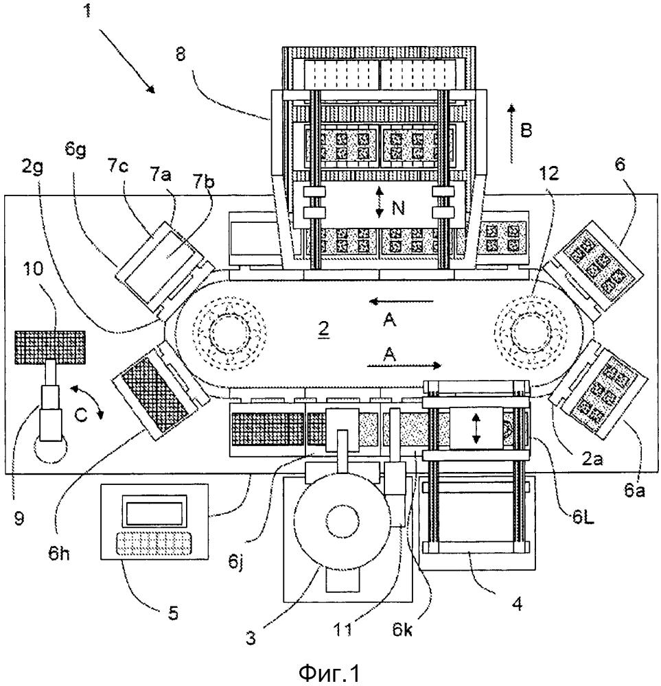 Система и комплект оборудования для трехмерной печати