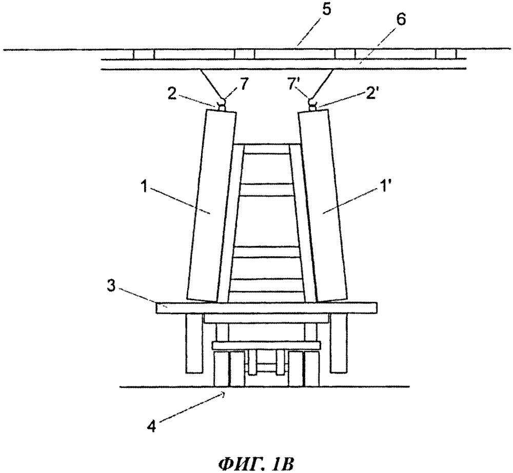 Способ и устройство для обработки изделия в виде сборного бетона