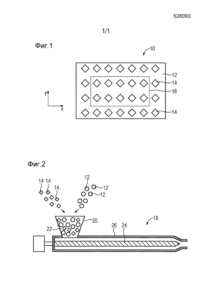 Композиционный материал для термического накопителя энергии и способ получения композиционного материала для термического накопителя энергии