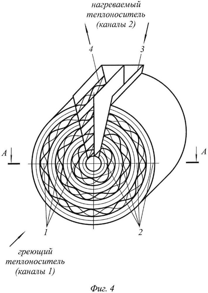 Матрица пластинчатого теплообменника