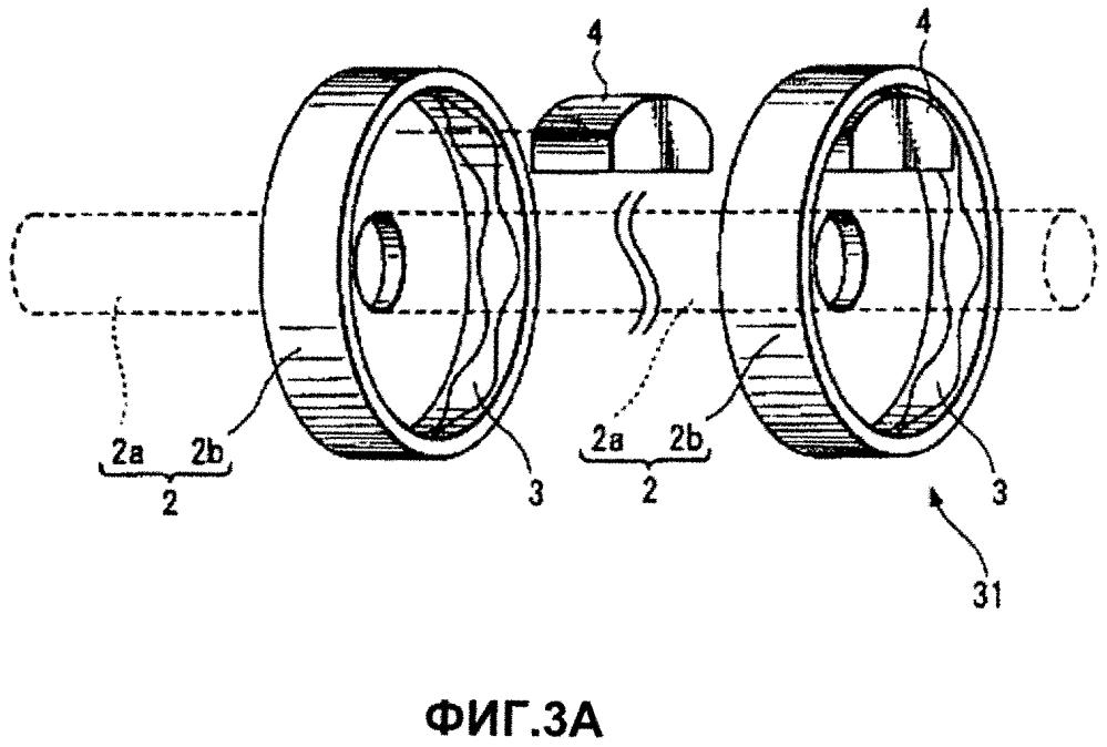 Позиционное кодирующее устройство и способ определения положения подвижной части механизма