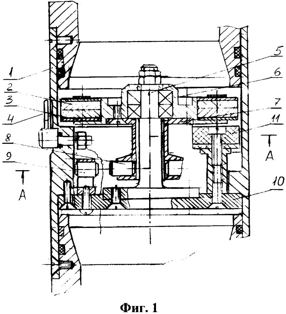 Электромагнитный измеритель течений