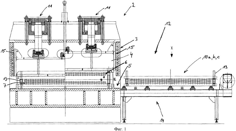 Способ и устройство для соединения металлических полос