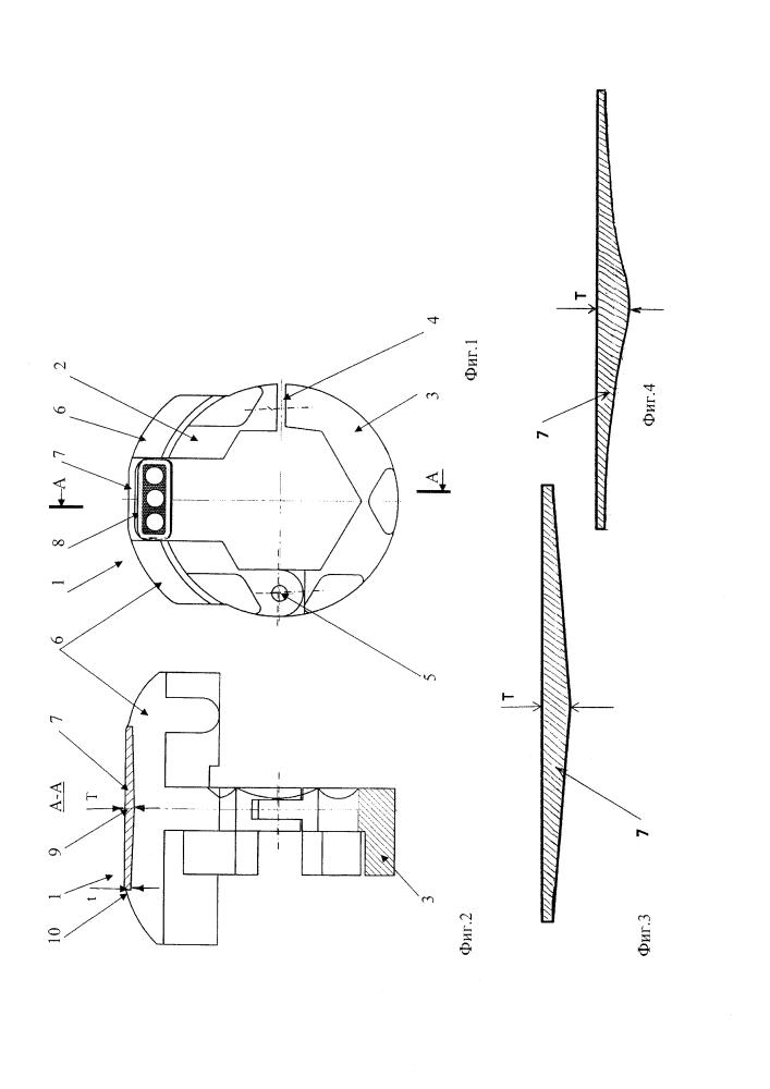 Протектор для крепления электрического кабеля к погружной насосной установке