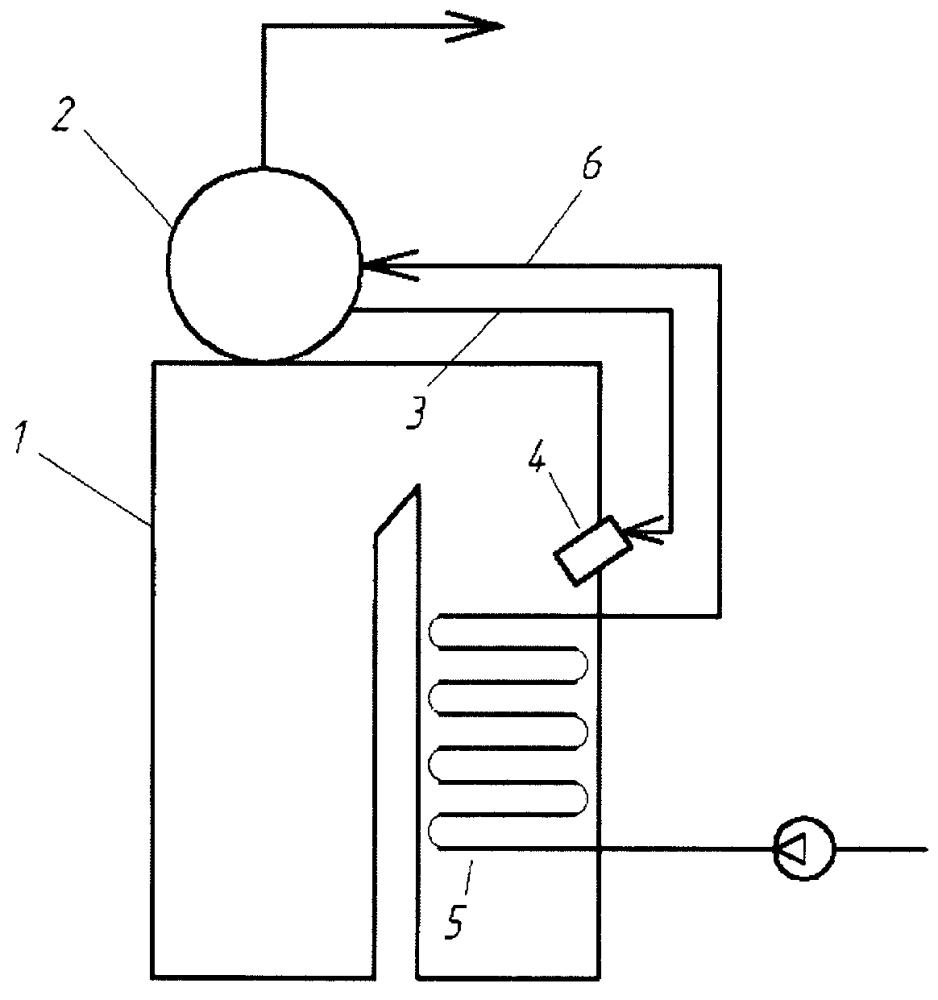 Способ очистки поверхностей нагрева экономайзеров паровых котлов