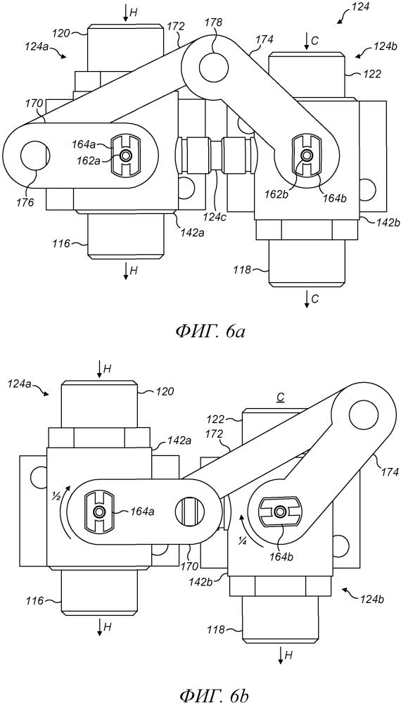 Клапанная конструкция, устройство и способы его эксплуатации