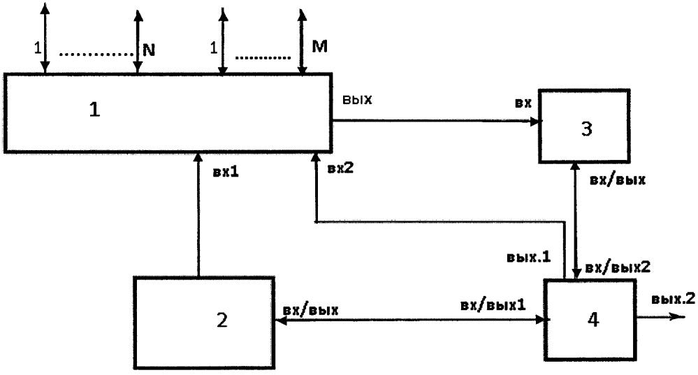Устройство контроля напряженно-деформируемого состояния конструкции летательного аппарата