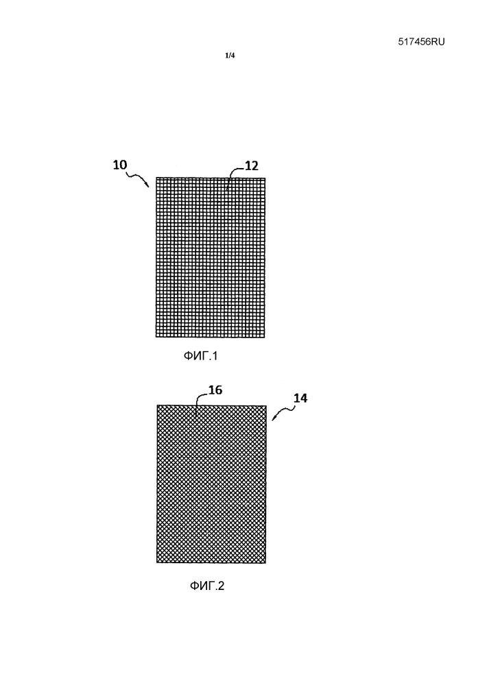 Композиционный материал для автоматизированной укладки слоев