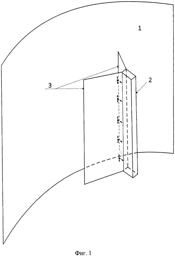 Антенная система с механическим сканированием диаграммы направленности
