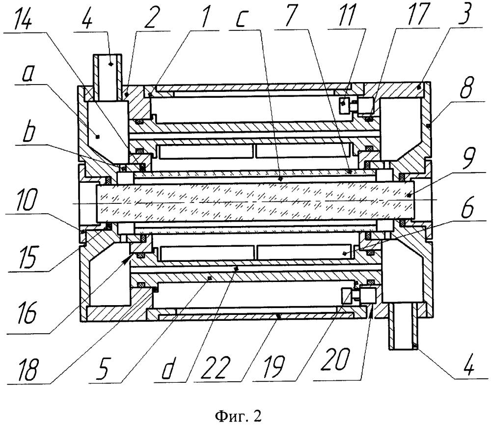 Квантрон твердотельного лазера с диодной накачкой