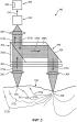 Определение характеристики потока объекта, перемещаемого в элементе