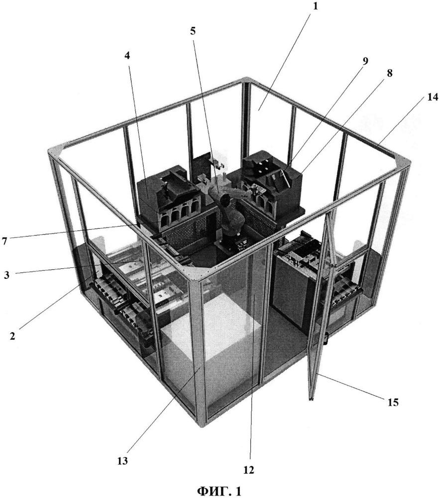 Роботизированный счетно-сортировальный комплекс