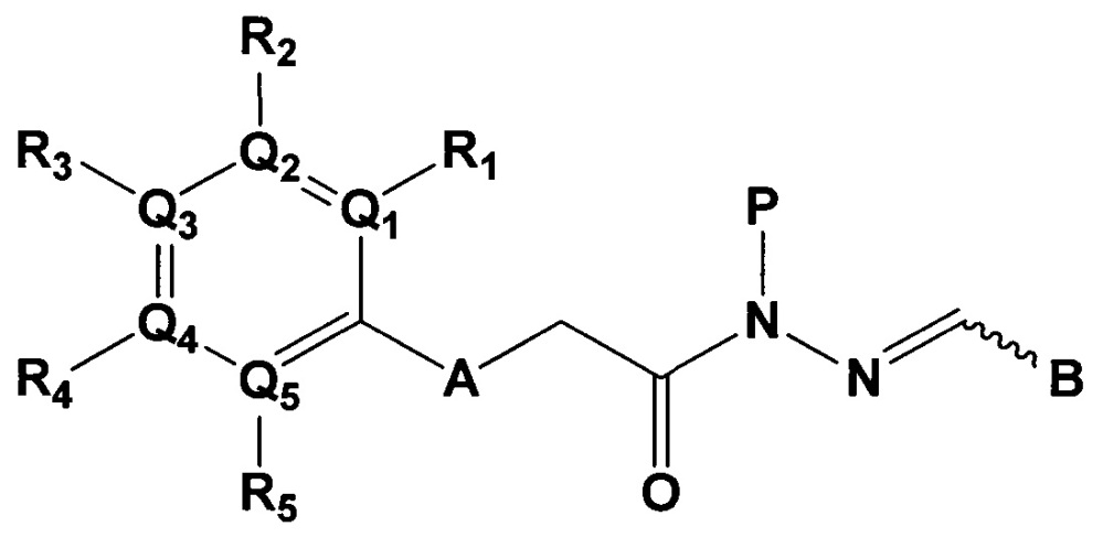 Производные n-ацилгидразона для использования в качестве селективных ингибиторов т-клеток и медикаментов для лечения лимфонеоплазии