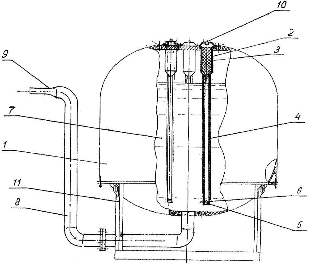 Устройство для получения самовспенивающейся газонаполненной пены