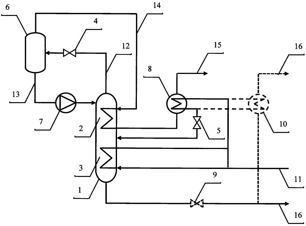 Установка низкотемпературной сепарации (варианты)