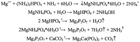 Способ получения керамического биосовместимого материала