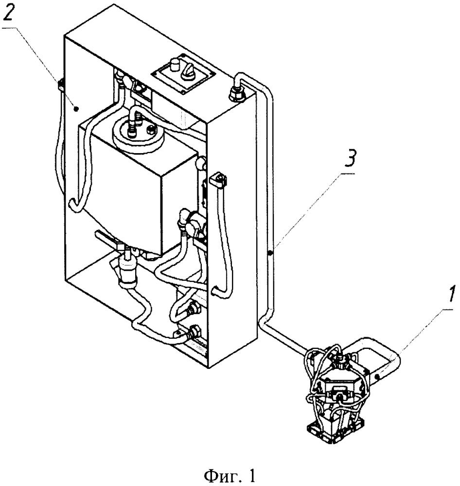 Устройство и способ подачи и отвода контактной жидкости в процессе ультразвукового контроля объекта, преимущественно сварного соединения