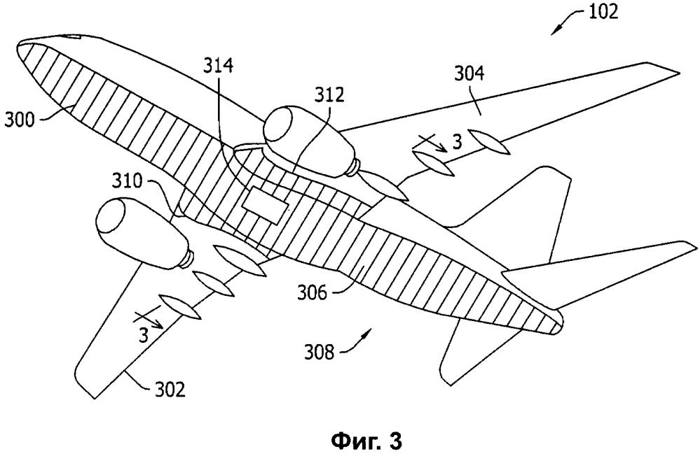 Вентиляционный проем для выравнивания давления для использования в узле воздушного летательного аппарата