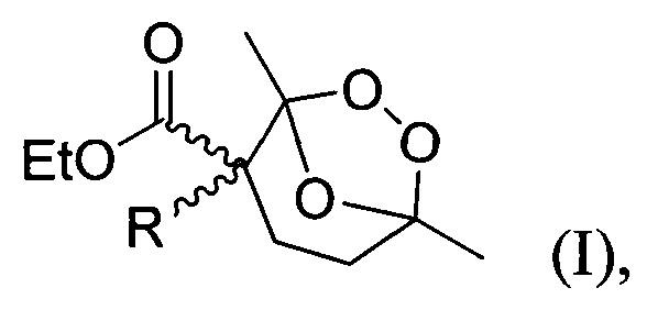 Замещенные 1,5-диметил-6,7,8-триоксабицикло[3.2.1]октаны, применение их в качестве фунгицидных средств и фунгицидные композиции на их основе