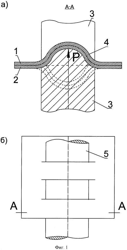 Способ соединения листовых элементов металлоконструкций