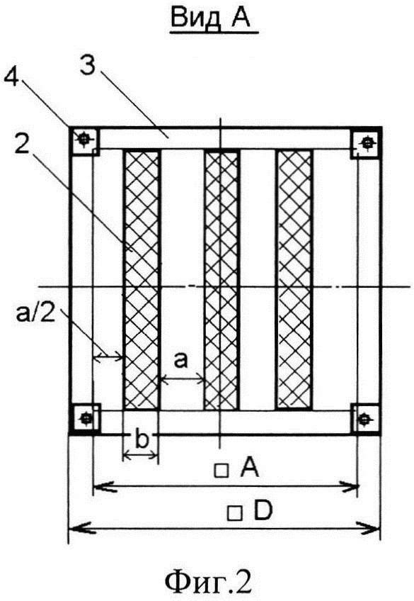 Пластинчатый глушитель шума к канальным вентиляторам