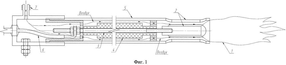 Способ электродугового розжига паромазутной форсунки и устройство для его реализации