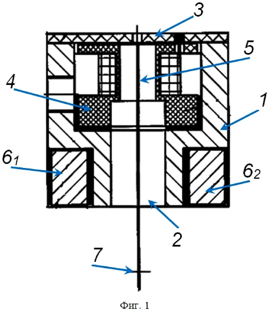 Датчик электростатического поля