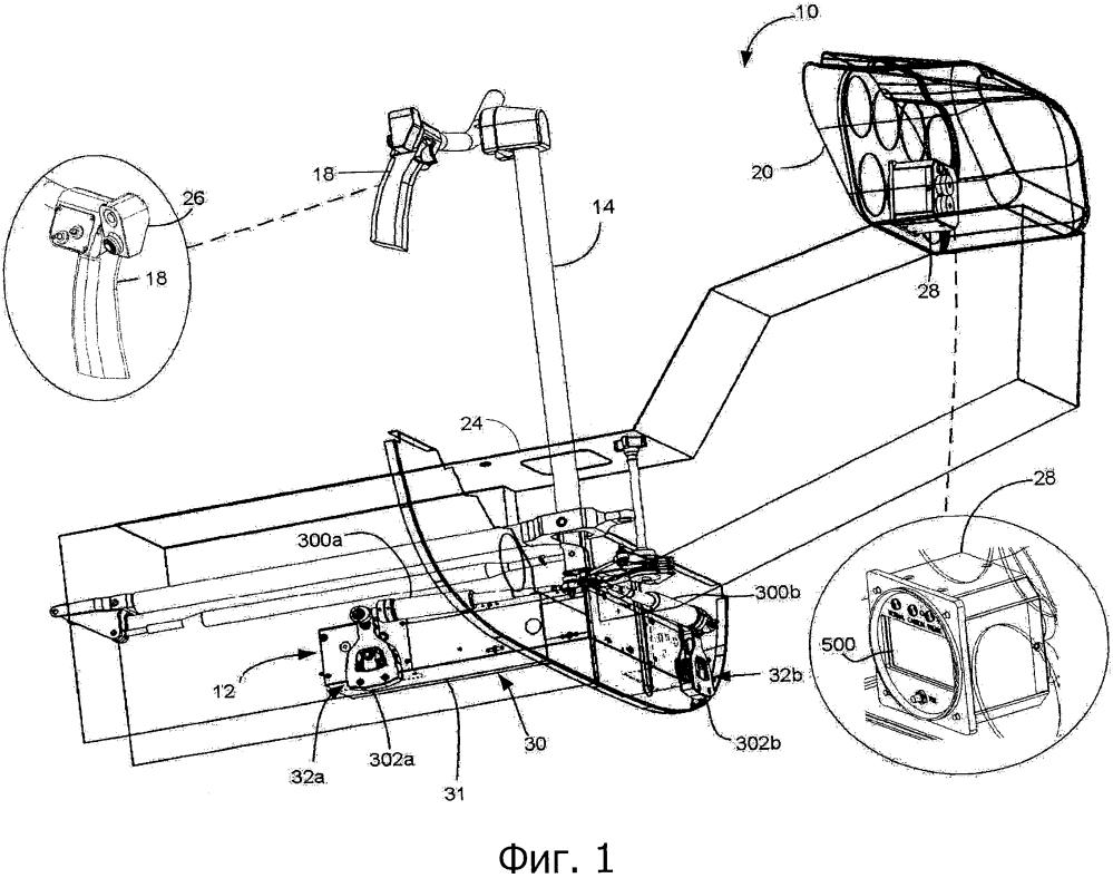 Система и способы управления с помощью автопилота