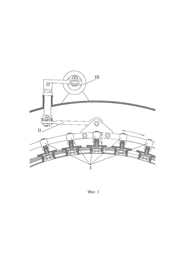 Способ подачи воздуха для охлаждения турбины турбореактивного двигателя