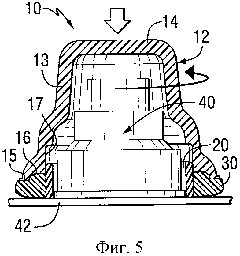 Уплотнительные крышки, содержащие внутренние барьерные кольца