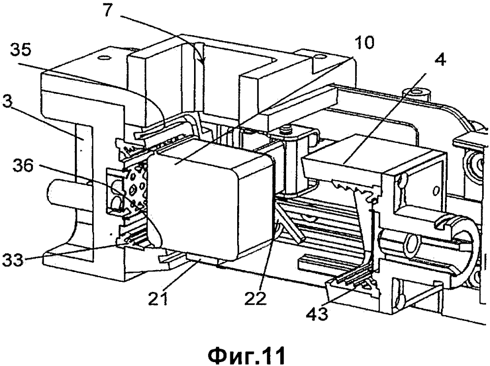 Заварочный модуль