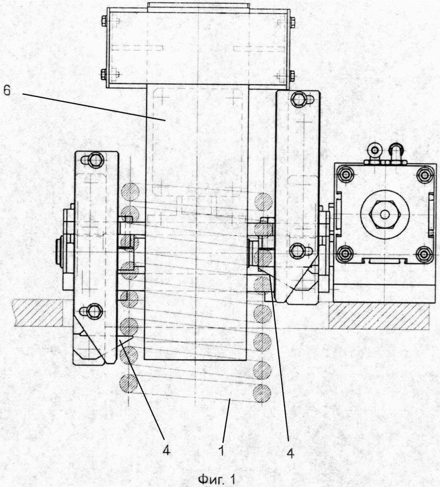 Способ изготовления пружин и агрегат для его воплощения