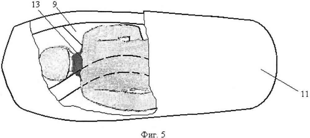 Устройство спасения летчика при катапультировании из летательного аппарата и способ применения устройства спасения летчика