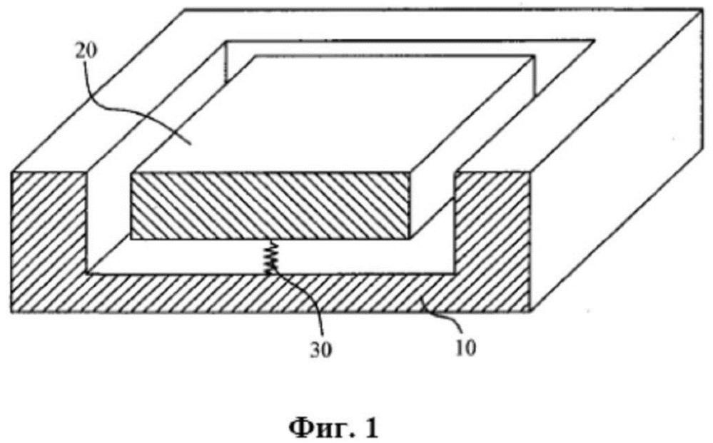 Пассивно поглощающая динамические вибрации плита для рельсового пути